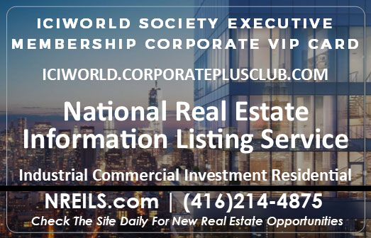 ICIWorld com | Commercial Real Estate Exclusive Listings