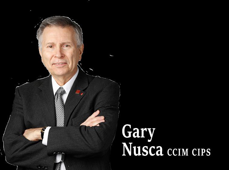 Gary Nusca, CCIM