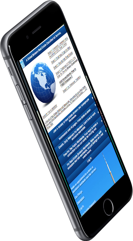 ICIWorld.com Mobile Ready Searching