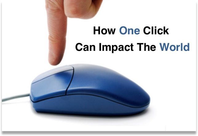 One Click to Impact the World with ICIWorld.com Databases